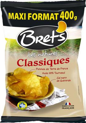 Chips Natures Classiques Bret's - Product