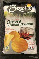 Saveur chèvre & Piment d'Espelette - Product