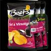 Chips Bret's saveur Sel & Vinaigre (2+1 gratuit) - Product