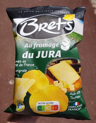 Chips au fromage du Jura - Produit