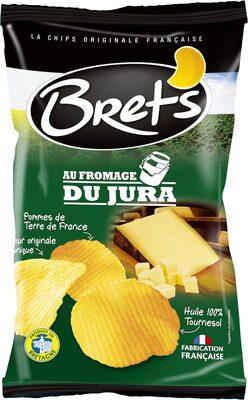 Chips au fromage du Jura - 製品 - ja