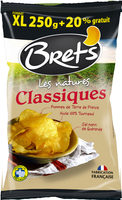 Chips Bret's classiques - Produit - fr