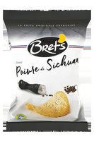 Chips Bret's saveur Poivre de Sichuan - Produit - fr