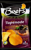 Chips de pomme de terre saveur Tapenade - Produit - fr