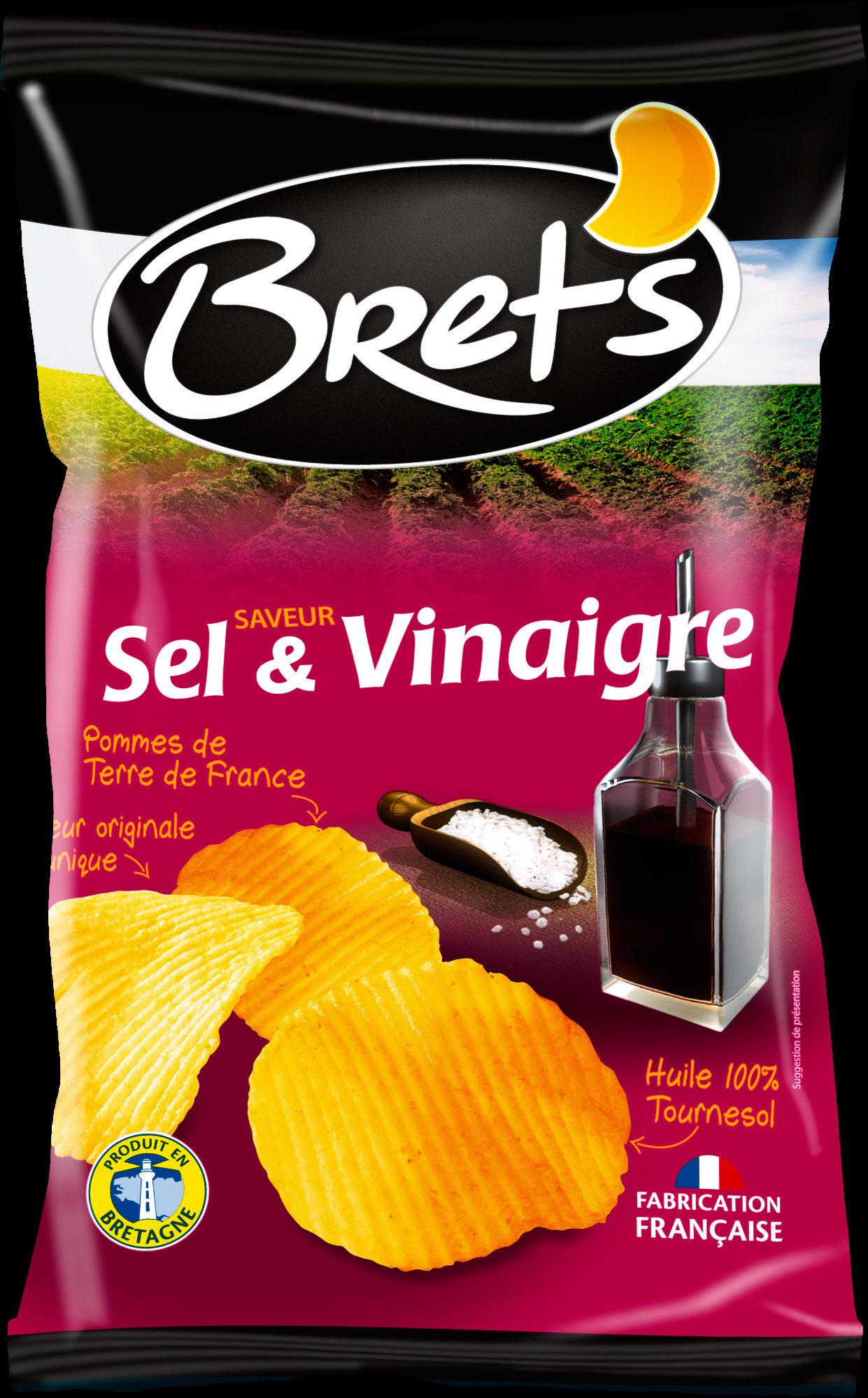 Saveur Sel & Vinaigre - Produit - fr