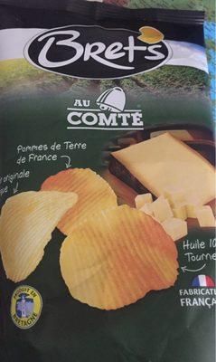 Chips de pommes de terre au Comté - Produit - fr