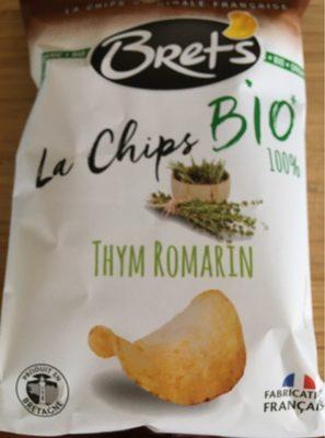 La Chips Bio Thym Romarin - Prodotto - fr