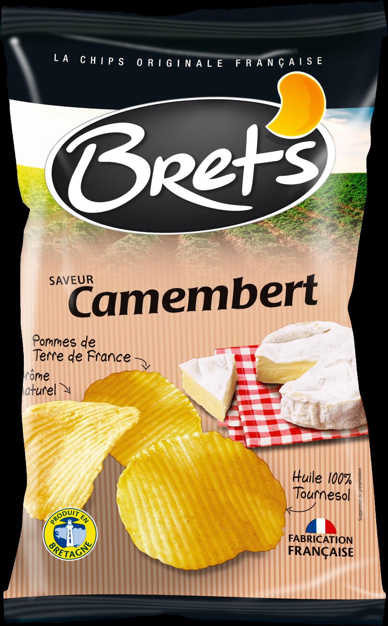 Chips camembert Bret's - Produkt