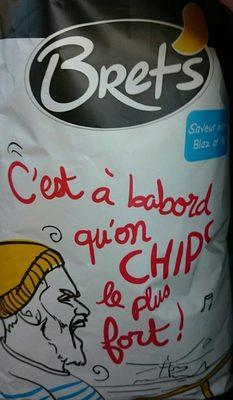 La chips originale française - Produit