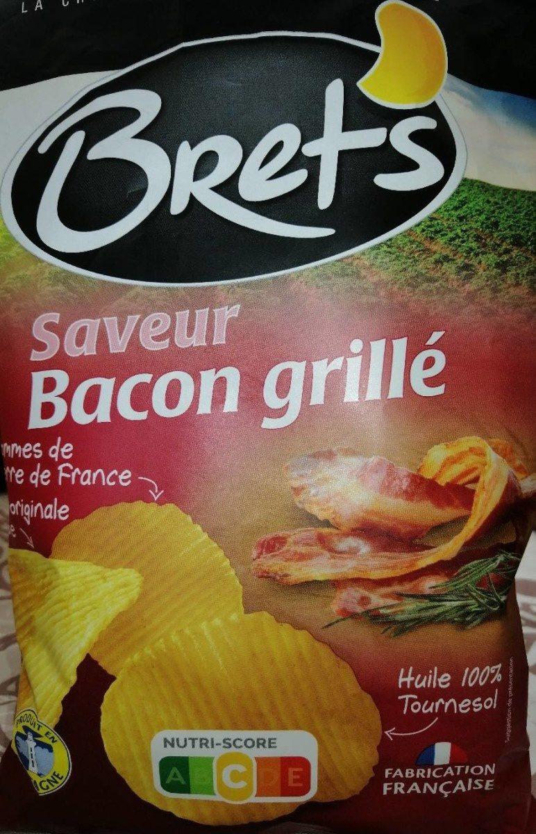 Saveur bacon grillé - Product - fr