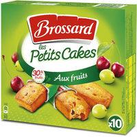Les Petits Cakes aux Fruits - Produit - fr