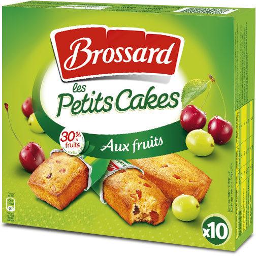 Les Petits Cakes aux Fruits - Product - fr