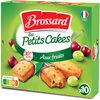 Brossard - 10 mini cakes aux fruits - Produkt