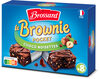 Brossard-mini brownie noisettes x 8 - Prodotto