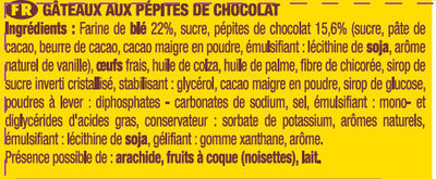 Savane Pépit' - Ingredients - fr