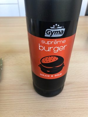 Sauce Suprême Burger - Produit