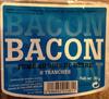 Bacon fûmé au bois de hêtre - Produit