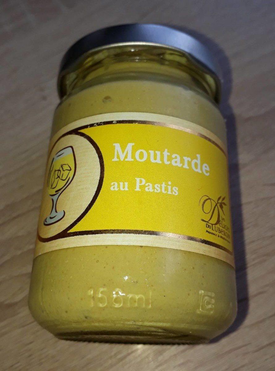 Moutarde au Pastis - Produit