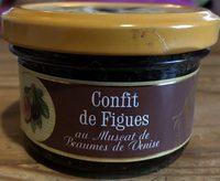 Confit de figues au Muscat de Beaumes de Venise - Product - fr