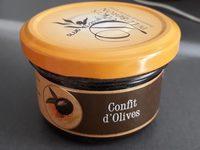 Confit d' Olives - Produit - fr