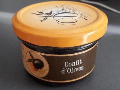 Confit d' Olives - Produit
