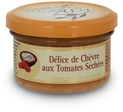 Délice de chèvre aux tomates séchées - Produit