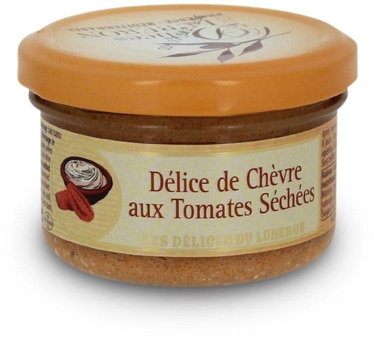 Délice de chèvre aux tomates séchées - Produit - fr