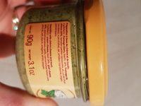 Paste Aus Ziegenkäse Und Basilikum - Les Délices Du Lubéron - Ingrédients