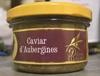 Caviar d'aubergines - Prodotto