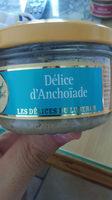 Crème D'anchois - Produit - fr