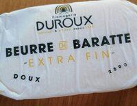 Beurre de baratte - Produit - fr