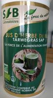 Jus D'herbe De Blé Bio - 150 g - Product