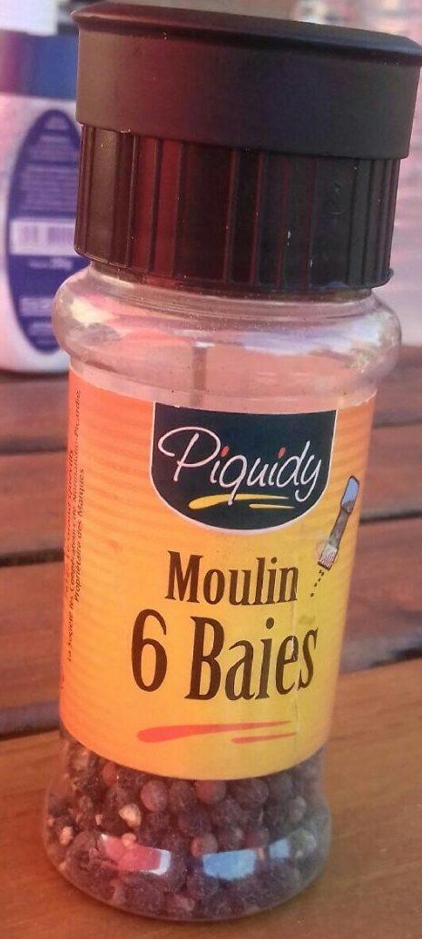 Moulin 6 Baies - Produit - fr