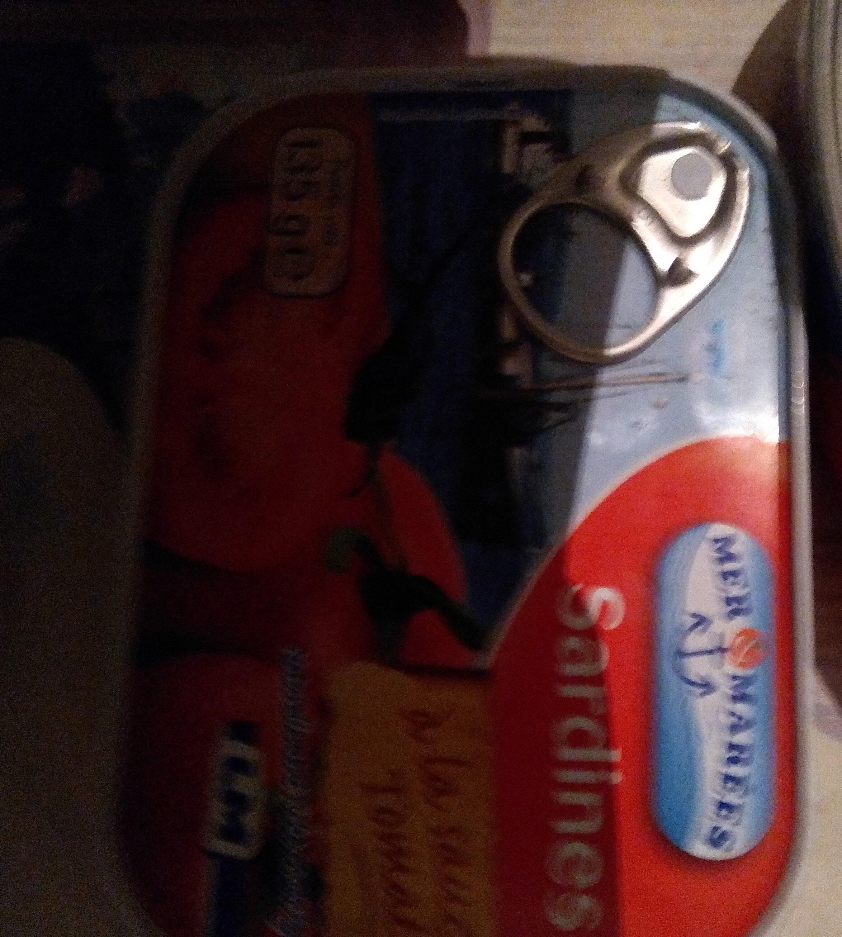Sardine Huile / Tomate 1 / 5 135G - Product - fr