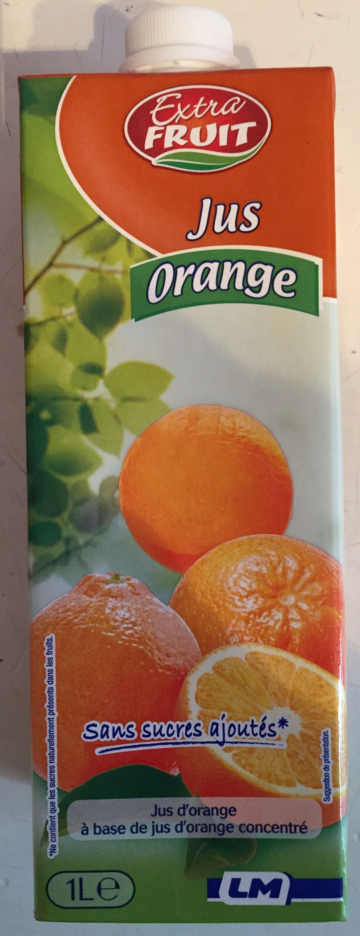 Jus Orange - Product - fr