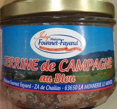 Terrine de Campagne au Bleu - Product - fr