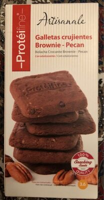 Galletas crujientes Brownie - Producto