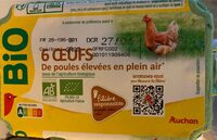 6 oeufs - Product