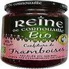 Confiture de framboise bio REINE DE CORNOUAILLE - Product