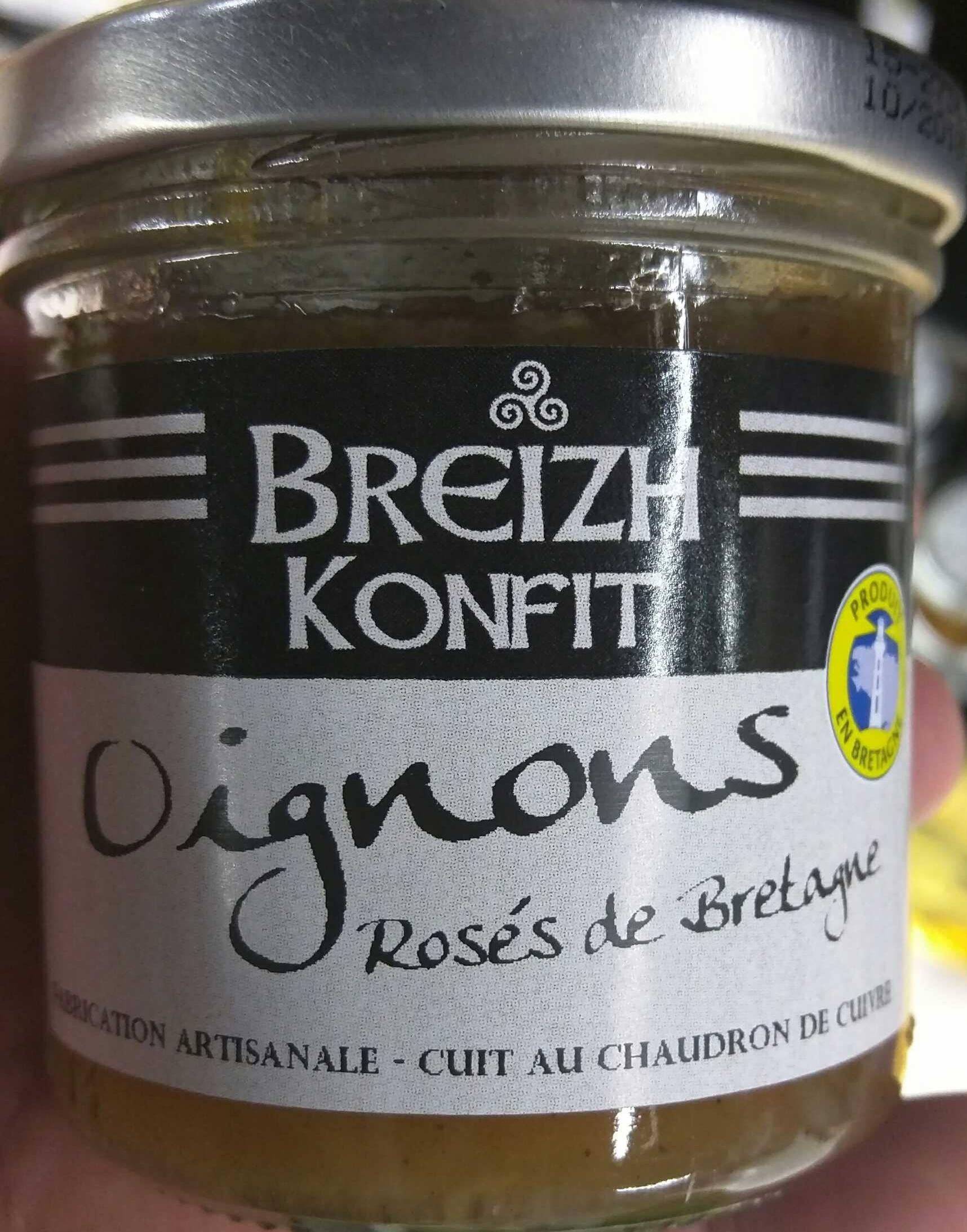 Oignons Rosés de Bretagne - Product