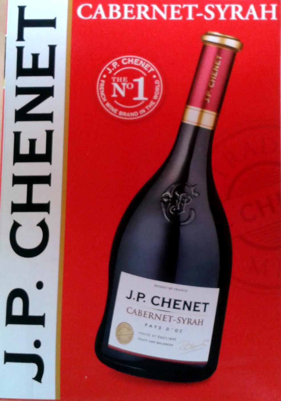 Cabernet-Syrah - Product - fr
