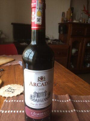 Vin de bordeaux - Produit - fr