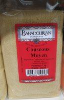 Couscous Moyen - Produit