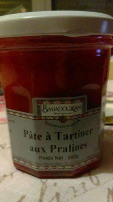 Pâte à tartiner pralines - Product - fr