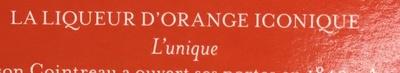 Cointreau - Ingrédients - fr
