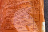 (Bonbons) Miel de romarin - Voedingswaarden - fr