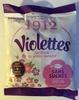 Violettes sans sucres Stévia - Produit