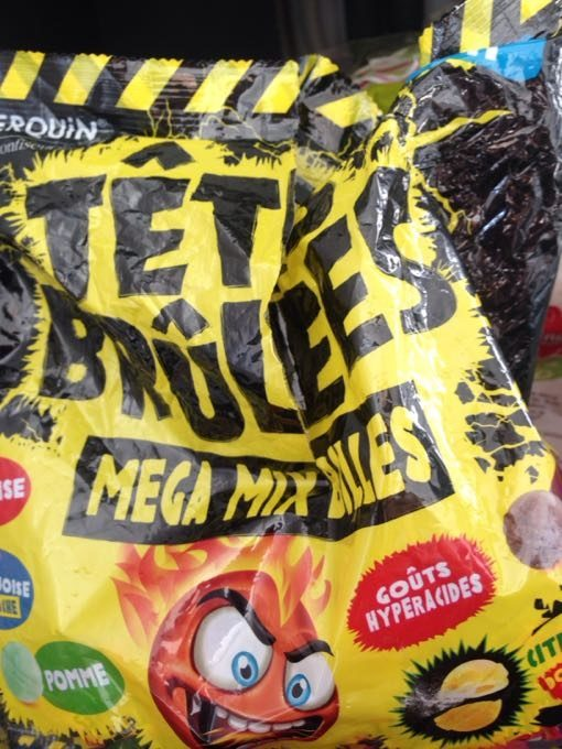 Têtes Brûlées Mega Mix Billes - Product - fr