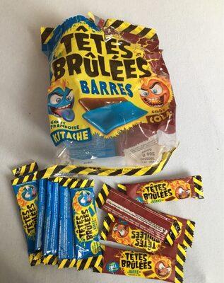 Têtes brulees - Produit - fr