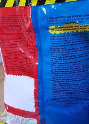 Tête brûlée - Ingrediënten